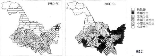 高中地理中国地理-中国区域差异试题列表-高中地理