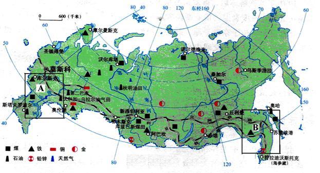 说明俄罗斯西伯利亚地区三条大河共同的河流特征