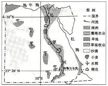 地质灾害示意图_高中地理世界分区地理-非洲与埃及 试题列表-高中地理区域地理
