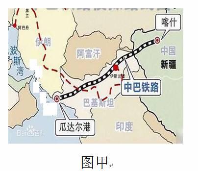 运输路线图电路图