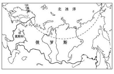 航母简笔画-高中地理 单元评估检测 四 人文地理 第一章综合测试试卷